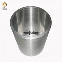 Molybdenum Crucibles/best price 99.95% Molybdenum Crucibles