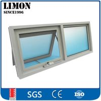 China manufacturer cheap aluminum awning window with AS2047 standard thumbnail image