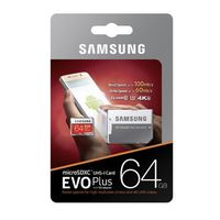 Samsung Original MicroSD card EVO Plus Series