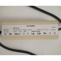 200W constant voltage waterproof LED driver