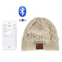 ZER Bluetooth Winter Beanie Hat
