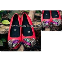 Fashion brocade shoes thumbnail image