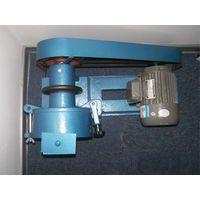 Disc pulverizer/laboratory crusher