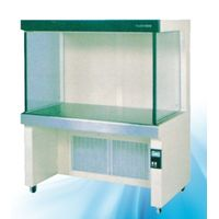 Clean bench horizontal air current type
