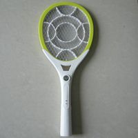 Rechargerable Mosquito Flyswatter with LED and lanyard/KWD-1366 thumbnail image