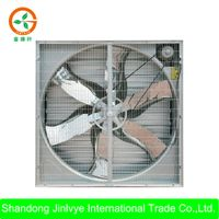50inch Centrifugal fan with shutters for Industry plant ventilation