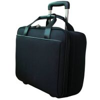 China Suitcase Aircraft Trolley Laptop Bag (ST7106)