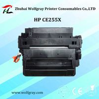 Compatible for HP CE255X toner cartridge thumbnail image