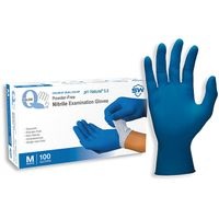 Nitrile Disposable Latex Examination Gloves
