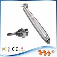 2 hole push button  high speed handpiece wiht light  detal supplier