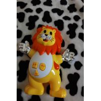 High Quality battery operated lion educational toys for kids plastic baby puzzle toys with musical thumbnail image