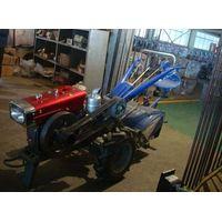 SH151 walking tractor