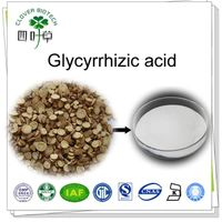 Best quality natural licorice root extract/Glycyrrhizic Acid