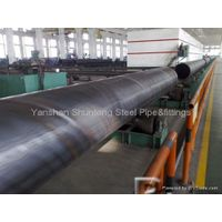 SSAW Steel Pipe-Spiral submerged arc welding Steel Pipes thumbnail image