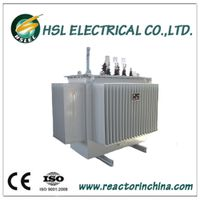 100kva Electric High Voltage Transformer 60 hz