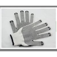 PVC Dotted Cotton Gloves, Working Gloves