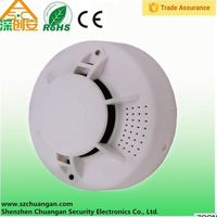 2017 Newest fire security system smoke detector alarm