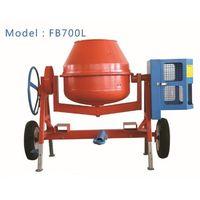 FB350L 350L mini drum portable concrete mixer with diesel engine