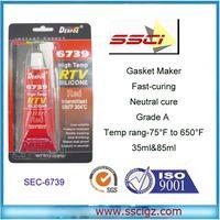 RTV GASKET MAKER SEC-6739
