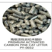 Activated Carbon Pine Cat Litter EMILY PETS products