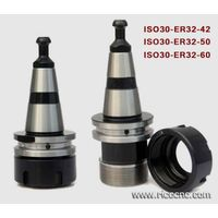 HSD ISO30 ER32 CNC Tool Holders with Covernut and Retainer Knob thumbnail image
