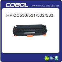 toner cartridge compatible HP CC530 531 532 533