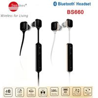 Black Sports Wireless Bluetooth Headsets for running thumbnail image
