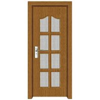 Low MOQ and cheap price interior pvc door (MP-031) thumbnail image