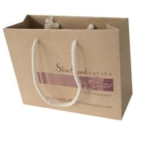 Kraft Paper Bag, Kraft Bag, Shopping Bag