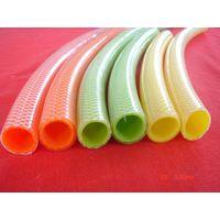 pvc strengthen soft highest pressure high quality inexpensive fiber hose thumbnail image