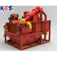 KES drilling waste management machine thumbnail image