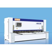 HRD Series European Type CNC Hydraulic Guillotine Shearing Machine