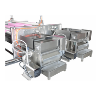 Tubular Fabric Slit and Open Roped Slitting Machine For Textile Dyeing Industries thumbnail image