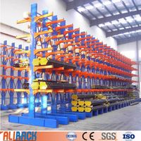 Ali Racking brand warehouse storage cantiliver racking scaffolding rack