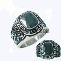 masonic military biker ring