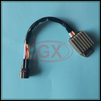 Motorcycle Rectifier Voltage Regulator Rectifier Fit KTM 200 250 300 450 525 530 XC EXC XC-W