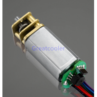 Greatcoler Pulse gearbox DC motors with brush thumbnail image