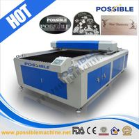 POSSIBLE factory High quality co2 Laser Engraving cutting Machine cut acrylic thumbnail image