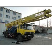 BZC-150B obverse-reverse circulation construction and water well drilling rig