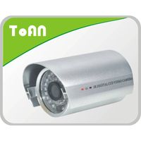 TOAN 30m IR visible range 0 Lux 1/3 sony ccd ir bullet camera 0 lux 600tvl cctv ir bullet camera 1/3 thumbnail image