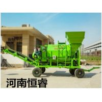 High Efficiency Soil Screening Machine