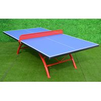 Waterproof Outdoor Table Tennis Table/SMC Ping Pong Table