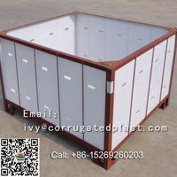 Fruit and vegetable crates,corrugated plastic box thumbnail image