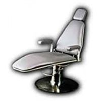 Basic Aluminum Dental Patient Chair - Hydraulic Base