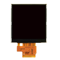 "1.54"" LCM TFT LCD display module IPS screen 240240 ST7789V2 soldering 12 PIN 4 wire SPI interface"