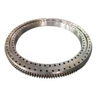 Inner gear slewing / swing bearing ring for Mining Equipment Machinery , ball slewing ring bearing ,