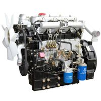 Quanchai QC490 diesel engine