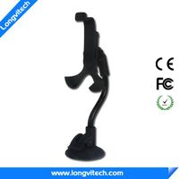 goose neck cell phone holder