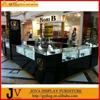 Hot wooden jewelry stands design mall kiosk sale thumbnail image