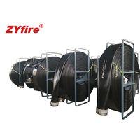 black irrigation hose